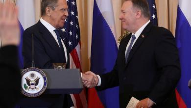 """Photo of أميركا """"تمد يدها"""" لروسيا لحل أزمة ليبيا"""