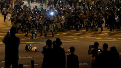 Photo of تبدد الآمال بعيد ميلاد هادئ في هونغ كونغ