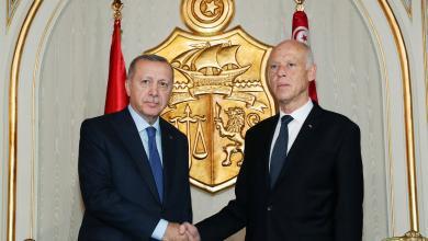 Photo of أردوغان وسعيّد يتفقان على دعم السراج لوجستيا وعسكريا