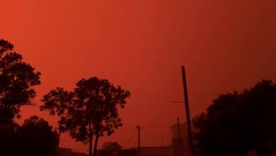 Photo of الحرائق المُستعرة في استراليا تُهدد بكارثة