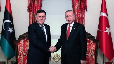 Photo of الهيئة الطرابلسية تبارك اتفاقية السراج وأردوغان