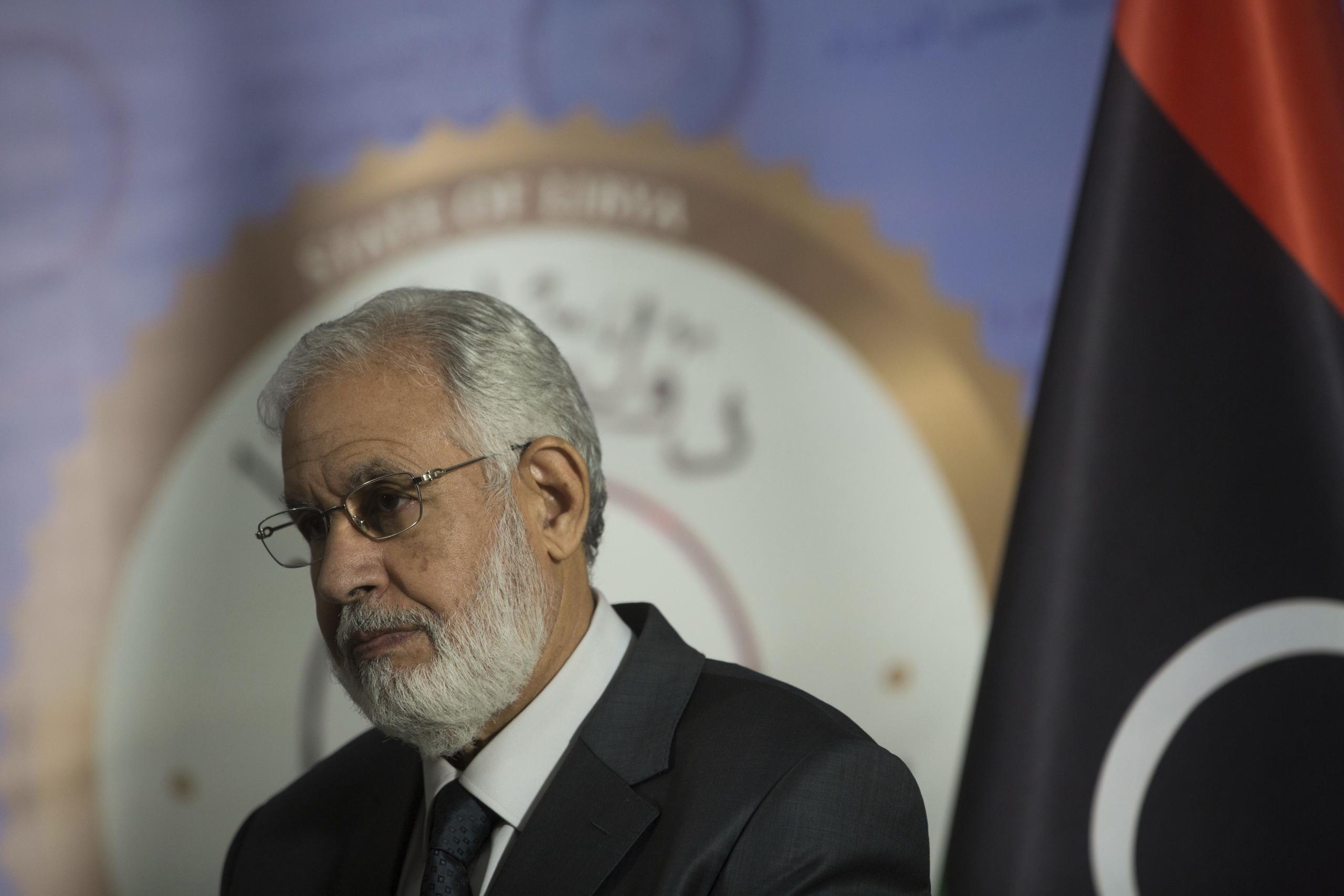 وزير الخارجية في حكومة الوفاق محمد سيالة