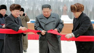 Photo of كوريا الشمالية تدشن مشروعا عمرانيا كبيرا