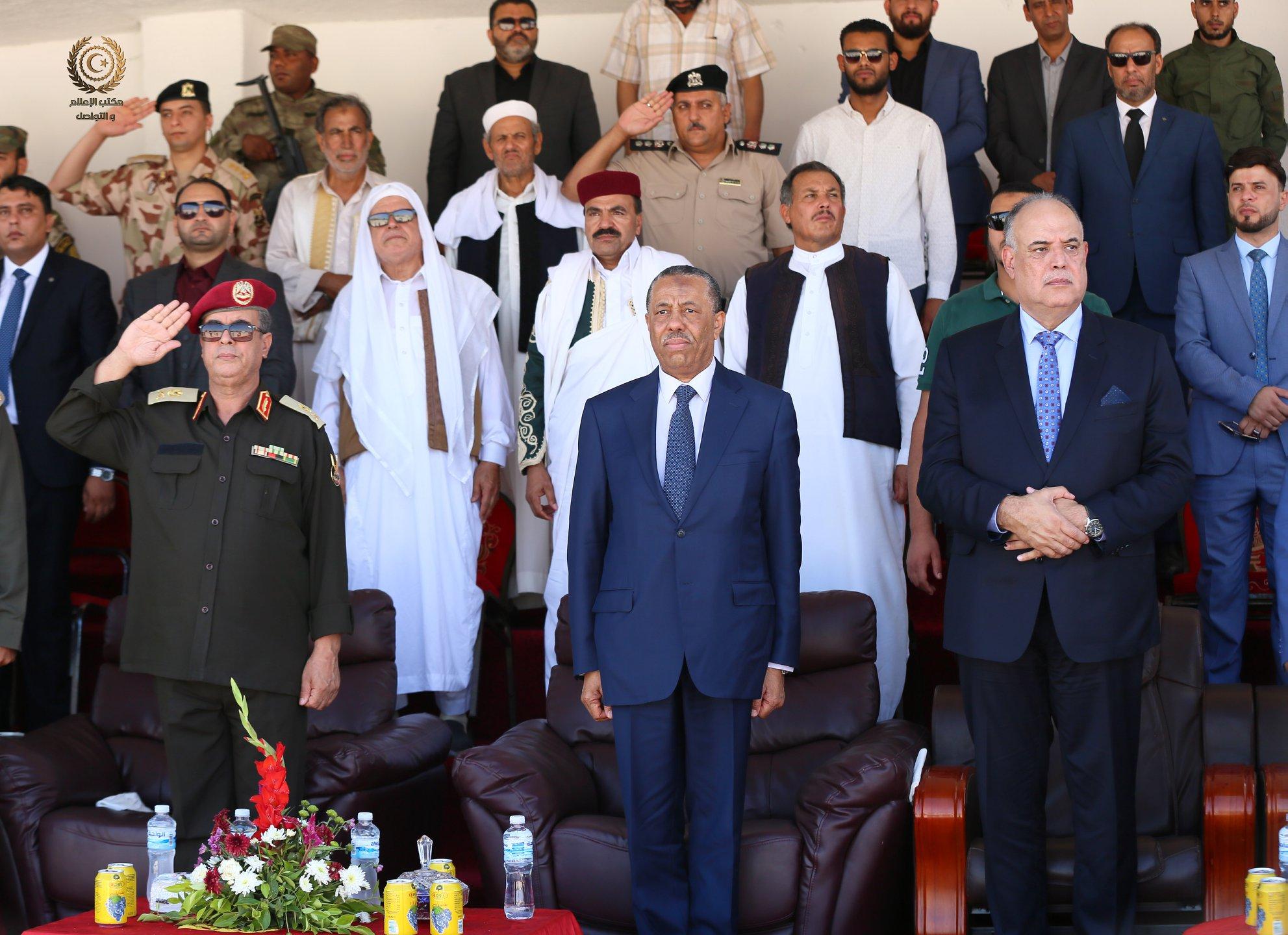 رئيس الحكومة المؤقتة عبدالله الثني- إرشيفية