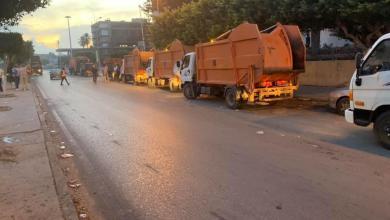 Photo of بلدية سوق الجمعة تطلق خدمة خاصة لمتابعة أعمال النظافة