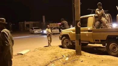 """Photo of """"سبها العسكرية"""" تتوعد المجموعات المسلحة بـ""""القوة"""""""