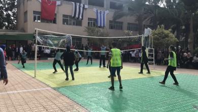 Photo of إقامة يوم رياضي في مركز المتفوقين بنغازي
