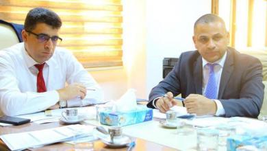 "Photo of ديوان المحاسبة والليبية للاستثمار تبحثان ""معايير الشفافية"""