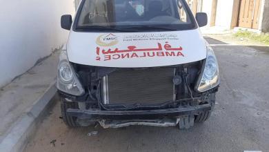 "Photo of اشتباكات طرابلس تطال سيارتين لـ ""الطب الميداني"""