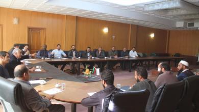 Photo of بلدية سرت تناقش ملف تحديد أسعار البناء واليد العاملة