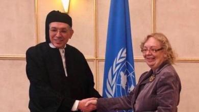 Photo of بعيو يقدم أوراق اعتماده مندوبا لليبيا في جنيف