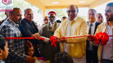 Photo of البلدي مصراتة يشارك في افتتاح فندق المهاري في سرت