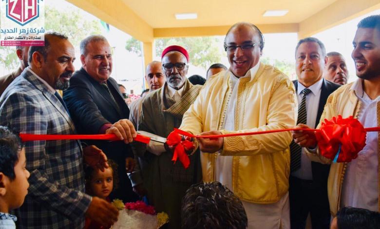 المجلس البلدي مصراتة يشارك افتتاح فندق المهاري في سرت