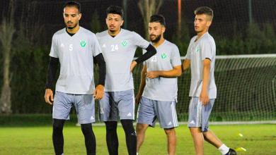 Photo of النصر يواصل تحضيراته لحوريا كوناكري