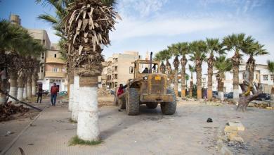 Photo of أجدابيا تشرع في تنفيذ مشروع حديقة وميدان البلدية