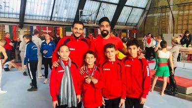 صورة ليبيا تحصد برونزيتان وذهبية في بطولة العالم للجمباز