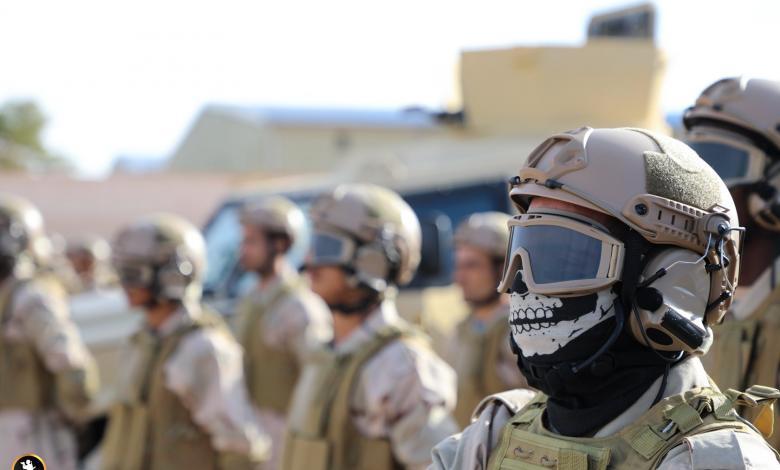 الجيش الوطني- صور حديثة
