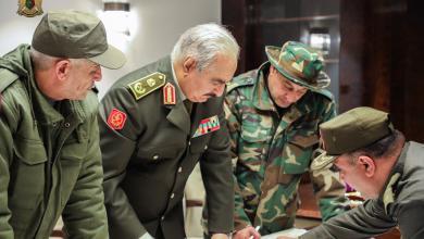 """Photo of القيادة العامة: """"وقت المحادثات الدبلوماسية انتهى والآن وقت البندقية"""""""