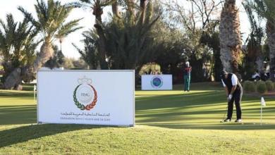 صورة المنتخب الليبي للغولف ينهي مشاركته بالبطولة العربية