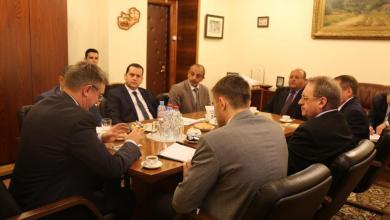 "Photo of مذكرة ""الوفاق وتركيا"" على طاولة ليبية روسية"