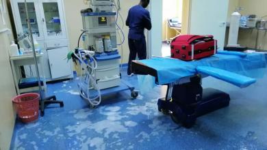 Photo of قسم العمليات بمركز سبها الطبي يشهد حملة تنظيف واسعة