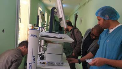 Photo of وصول أجهزة طبية متطورة لمركز سبها الطبي
