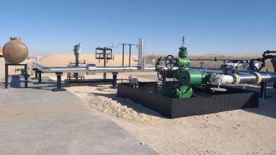 Photo of توقف الإنتاج في حقل أبو الطفل