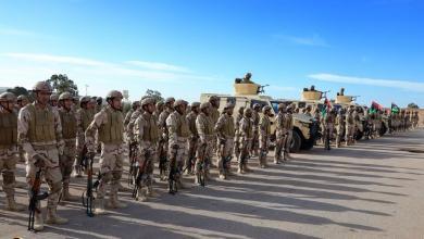 Photo of انطلاق معركة اقتحام طرابلس بعد كلمة المشير