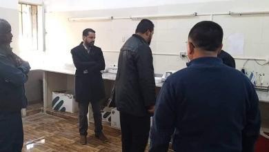Photo of صحة المؤقتة تتابع مشروع العيادات مجمع ليبيا بالكفرة