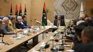 """Photo of """"المؤقتة"""" تبحث خطة تأمين طرابلس """"بعد تحريرها"""""""