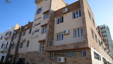 Photo of الثني يفتتح محكمة ونيابة شمال بنغازي الابتدائية (صور)