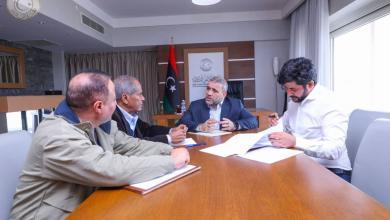 Photo of المجلس الأعلى للدولة يناقش الوضع السياسي والعسكري الراهن