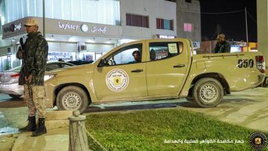 """Photo of القبض على 3 مطلوبين """"مصريين"""" في بنغازي"""