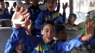 Photo of نادي الجزيرة يتوج ببطولة شمال أفريقيا في تونس