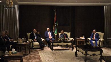 """Photo of الثني: """"لن نسمح بعودة الاحتلال العثماني لليبيا"""""""