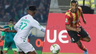 "Photo of ""الهوني والورفلي"" يشاركان الترجي والرجاء انتصارتهما بأبطال أفريقيا"