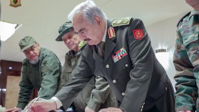 Photo of الجيش الوطني يمنع إبحار السفن لميناءي مصراتة والخمس
