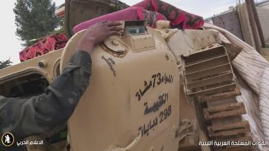 "Photo of ""الخرطوش"": اللواء 73 يسيطر على مراصد بـ ""الاصفاح"" بعد اشتباكات قوية"