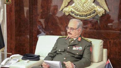 Photo of مسؤول إيطالي يُلمّح لاستعداد حفتر للحوار