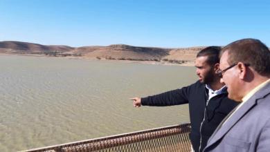 Photo of الاتحاد الليبي للتجديف يزور سد وادي كعام