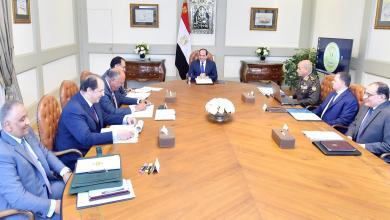 """Photo of مصر تناقش """"حلا شاملا"""" للأزمة الليبية"""