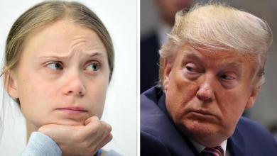 "Photo of شابة سويدية تُزيح ترامب.. وتفوز بـ""شخصية العام"""