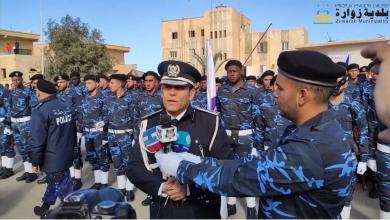 Photo of تخريج 220 شرطيا في معهد تدريب زوارة