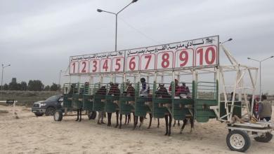 Photo of استمرار سباق لم الشمل للفروسية في صرمان