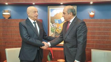 Photo of عقيلة صالح يطالب بسحب الاعتراف الدولي بحكومة الوفاق