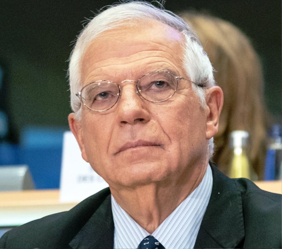 جوزيف بوريل الممثل السامي للسياسة الخارجية والأمن في الاتحاد الاوروبي