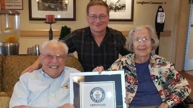 Photo of زواج استمر 80 عاما.. يدخل موسوعة غينيس