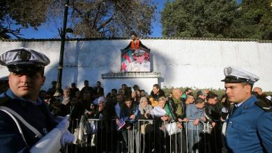 Photo of مراسم مهيبة في تشييع قائد أركان الجيش الجزائري