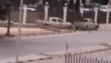 Photo of هذا ما حدث بمقر المجلس الرئاسي في طريق السكة