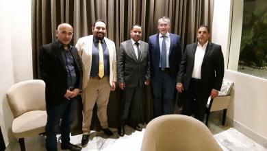 Photo of داخلية الوفاق تبحث مع السفارة السويسرية ملف الهجرة